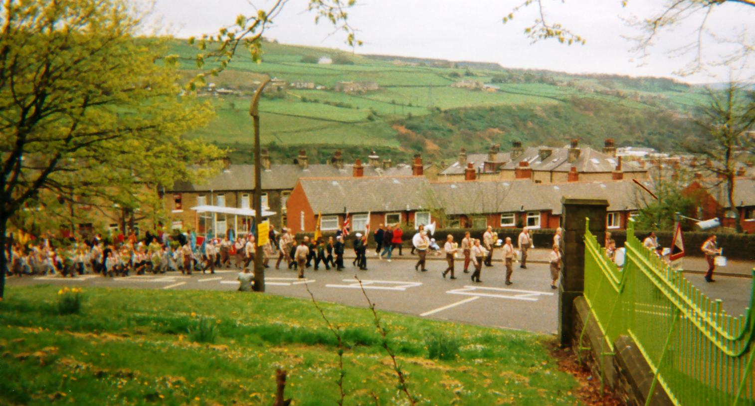 1997 St Georges Day