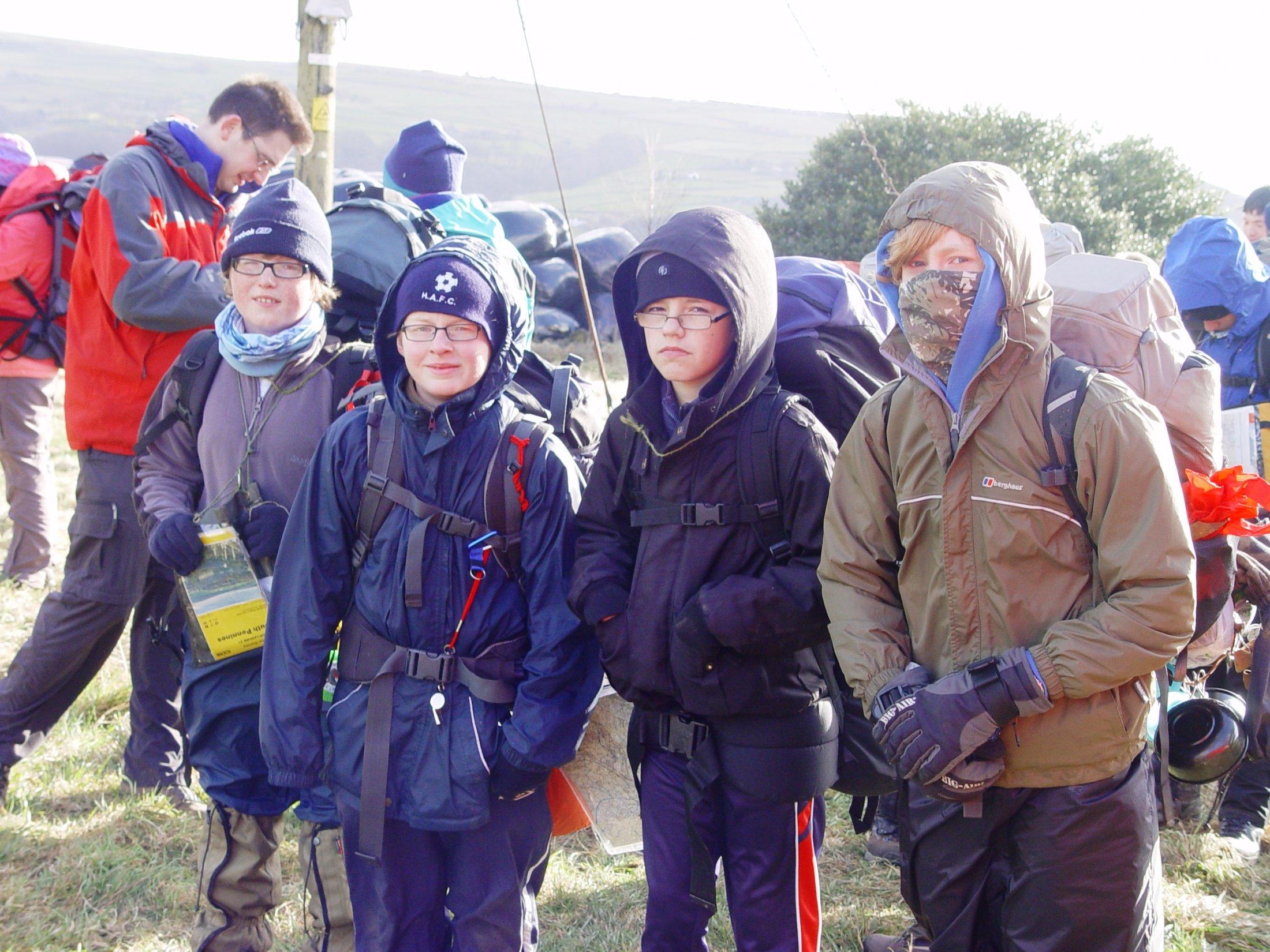 2010 Brow Hike