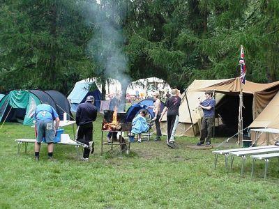 2001 Summer Camp