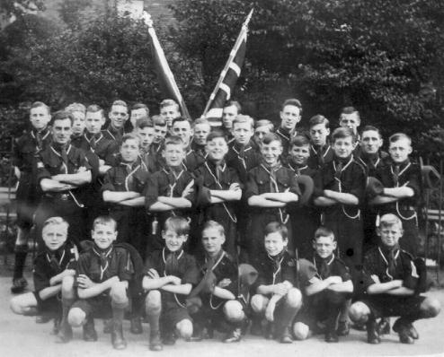 The Scouts August 1933